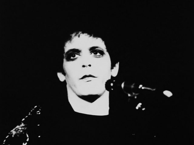 Mick Rock, Lou Reed, Transformer