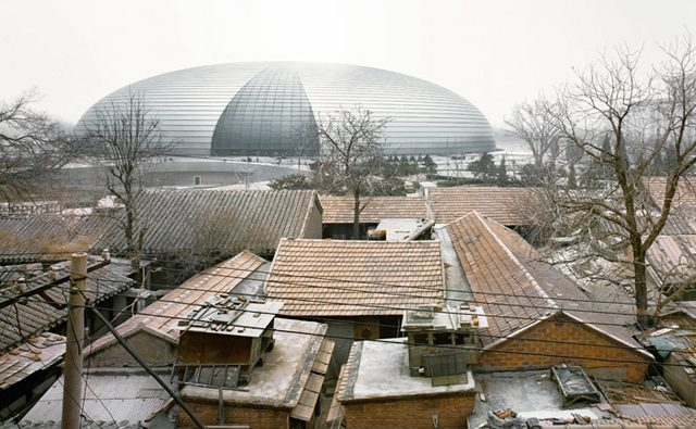 Stephen Wilkes, National Center for the Performing Arts, 'The Egg,' Beijing, China