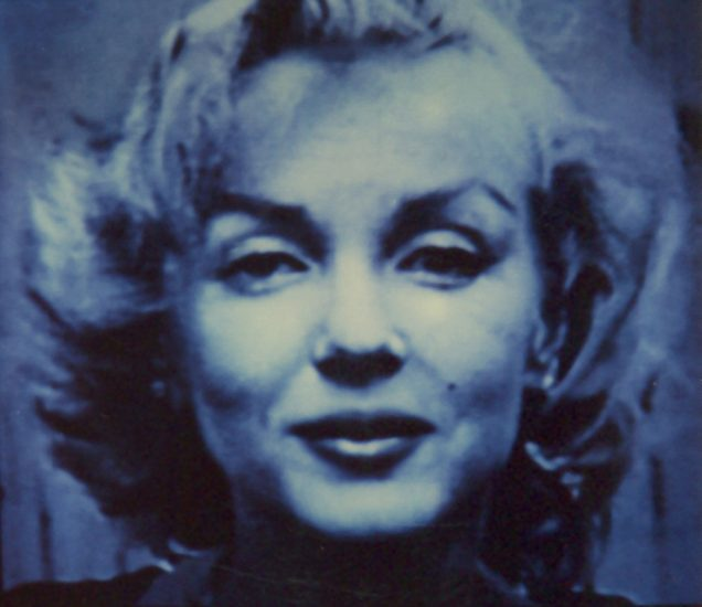Nancy Burson, Aged Marilyn Monroe