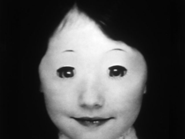 Nancy Burson, Doll's Eyes