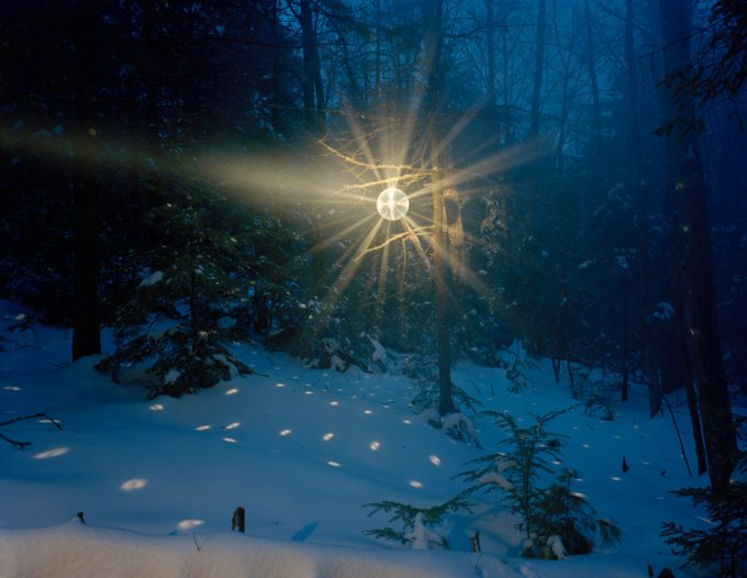 Adam Ekberg, A disco ball on the mountain