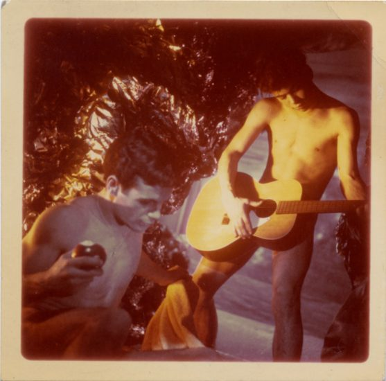 James Bidgood, Guitar, Sandcastles [055]