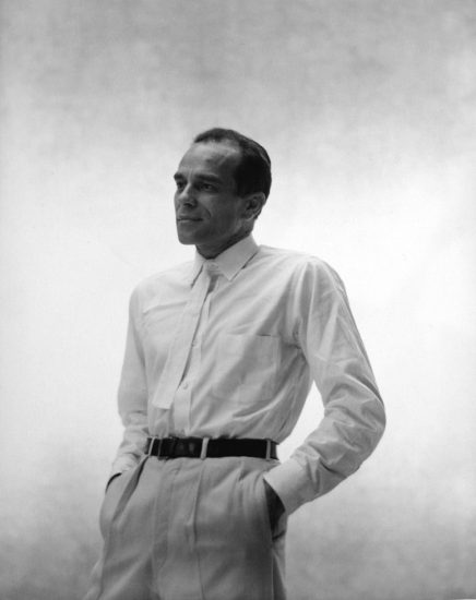 George Platt Lynes, Monroe Wheeler in White