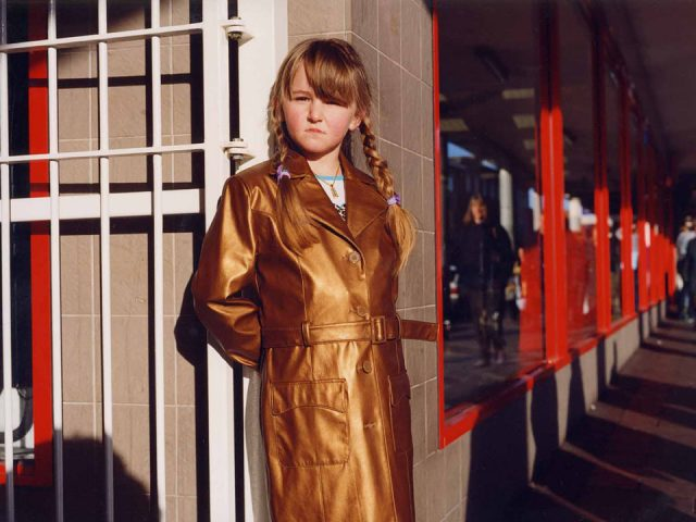 Michelle Sank, Girl in Gold Coat, Bye-Bye Baby