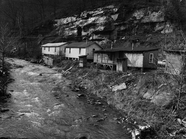Henry Horenstein, Hillside Houses, Pikeville, Kentucky