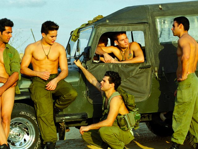 Kobi Israel, Untitled (Soldiers No. 2)