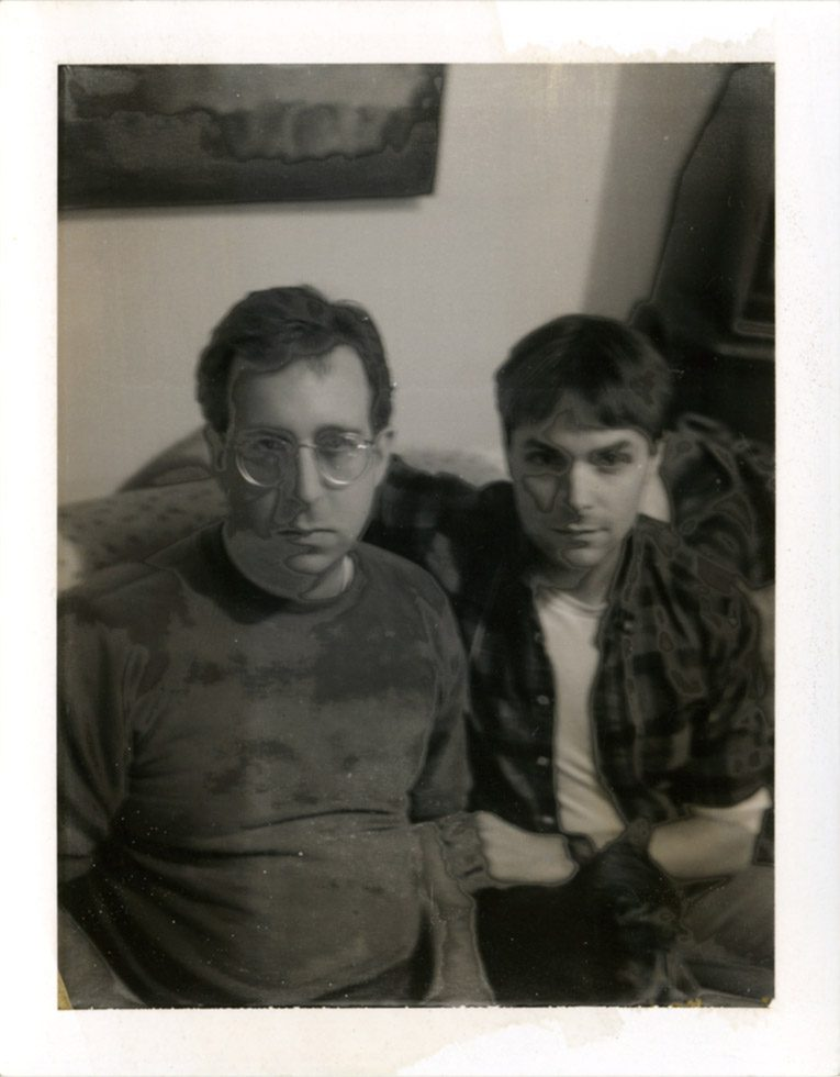 Mark Morrisroe, Bill With Friend (Number 3)