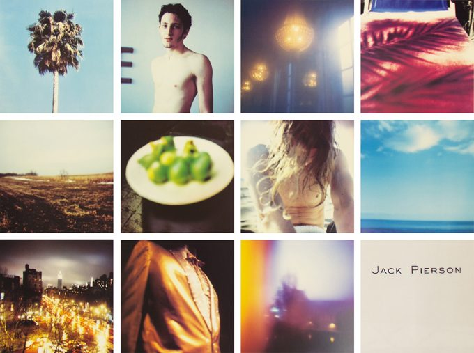 Jack Pierson, Pretty Lies Portfolio