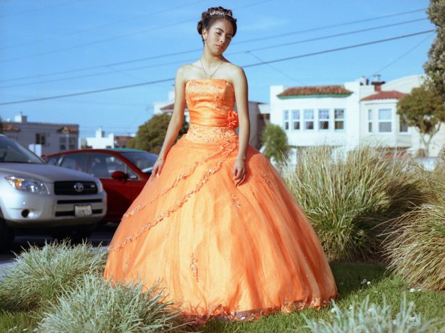 Quinsiniera Girl from The Adorned
