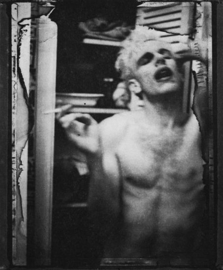 Mark Morrisroe, Untitled (Jonathan), Photogravure