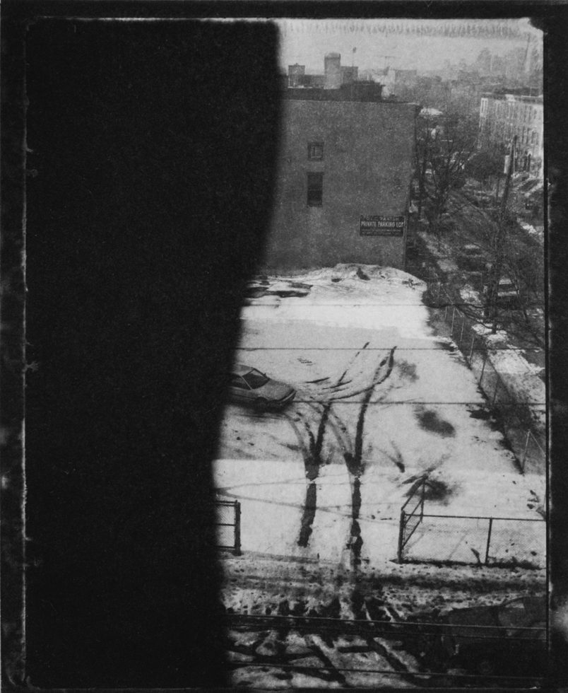 Untitled (View from Jersey City Apartment)