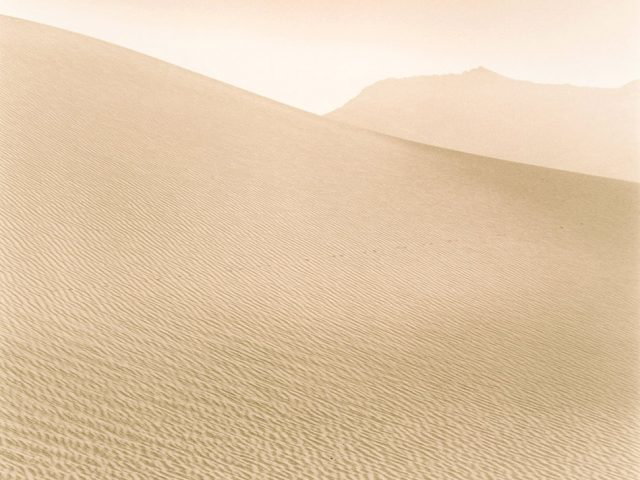 Robert Vizzini, Apparent Sunrise, Death Valley