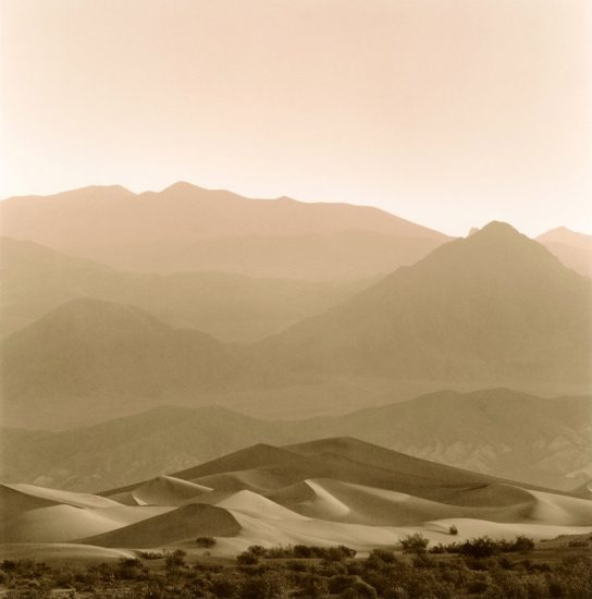 Robert Vizzini, Sunrise 4, Death Valley