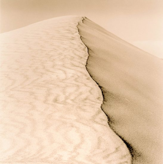 Robert Vizzini, Early Morning Light 4, Death Valley