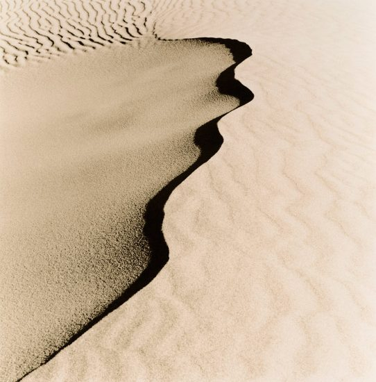 Robert Vizzini, Late Morning Light, Death Valley