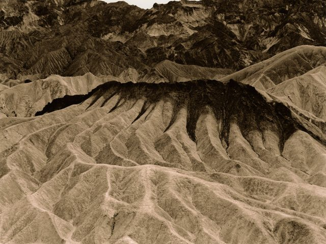 Robert Vizzini, Zabriski Point View 1, Death Valley