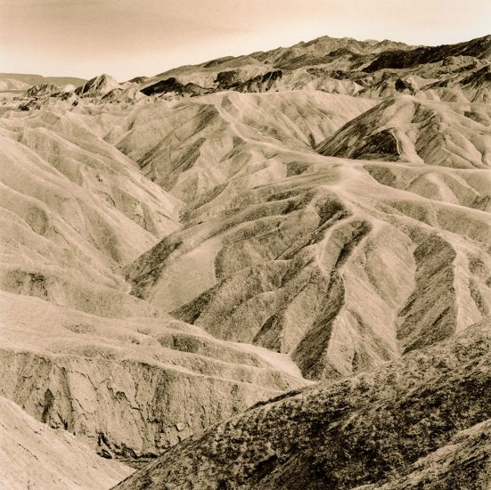 Robert Vizzini, Zabriskie Point View 6, Death Valley