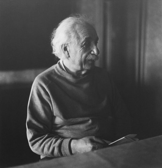 Herman Landshoff, Albert Einstein