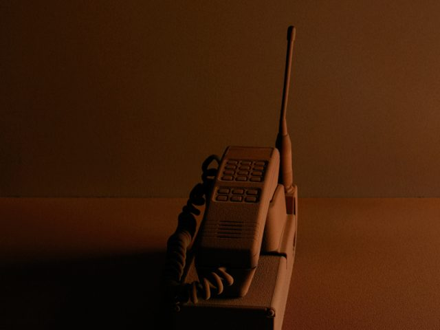 Frédéric Lebain, Untitled (Telephone)