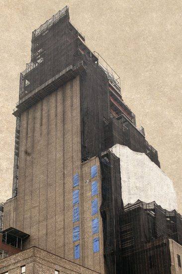 New York Telephone Company Building, Marc Yankus