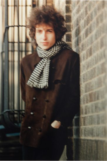 Jerry Schatzberg, Bob Dylan Blonde on Blonde