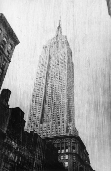 Bruno Bertrand-Frezoul, Empire State Building