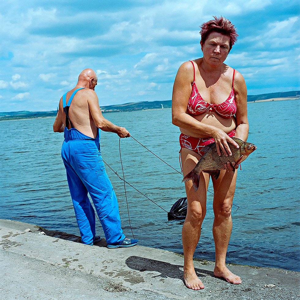 Untitled (Couple Fishing)