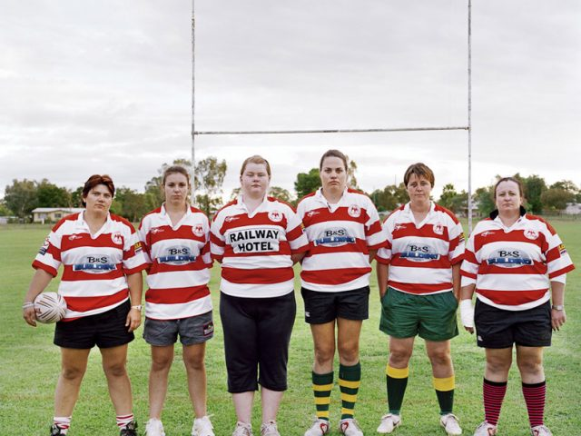 Amy Stein, Team Players I, Crowa Rugby Club, Crowa
