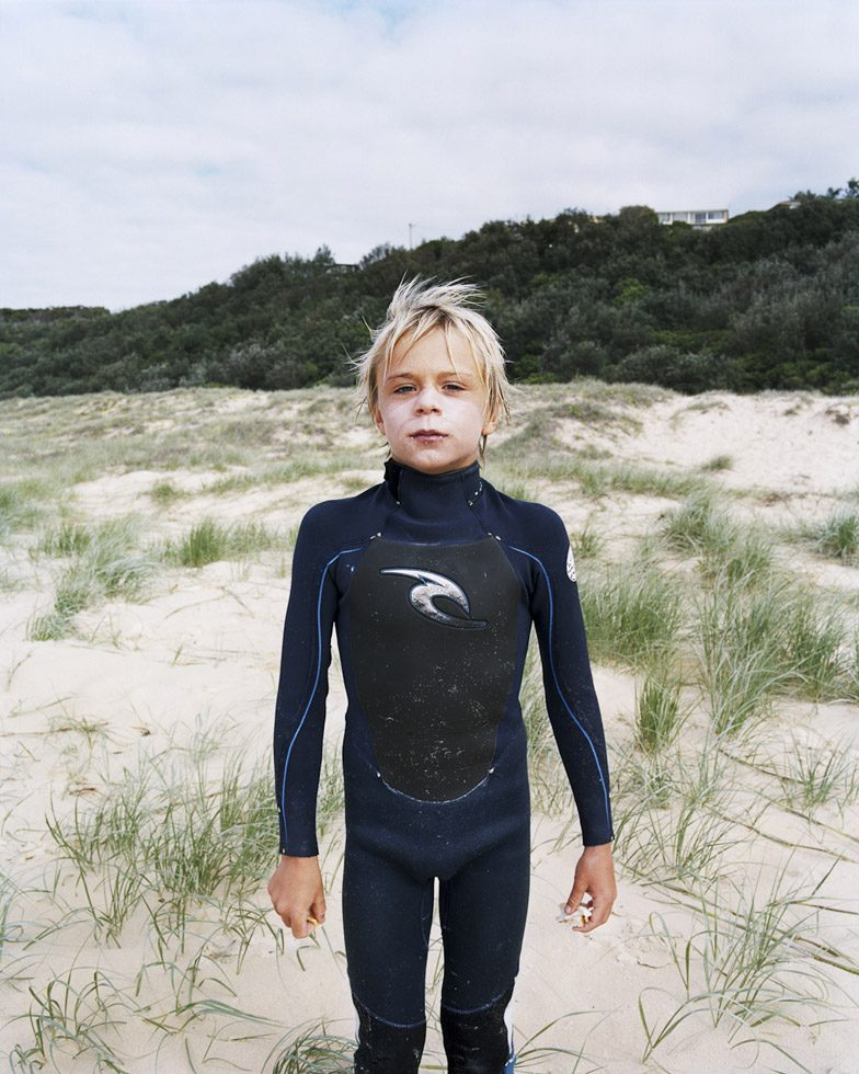 Young Surfer II