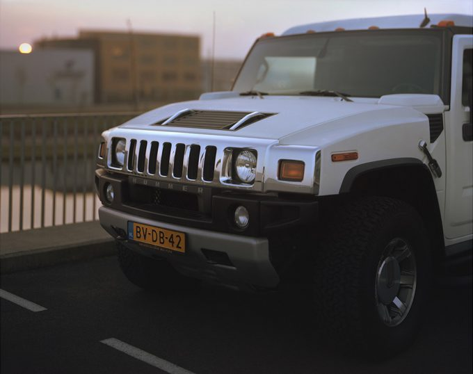 Joshua Lutz, Untitled (Hummer)