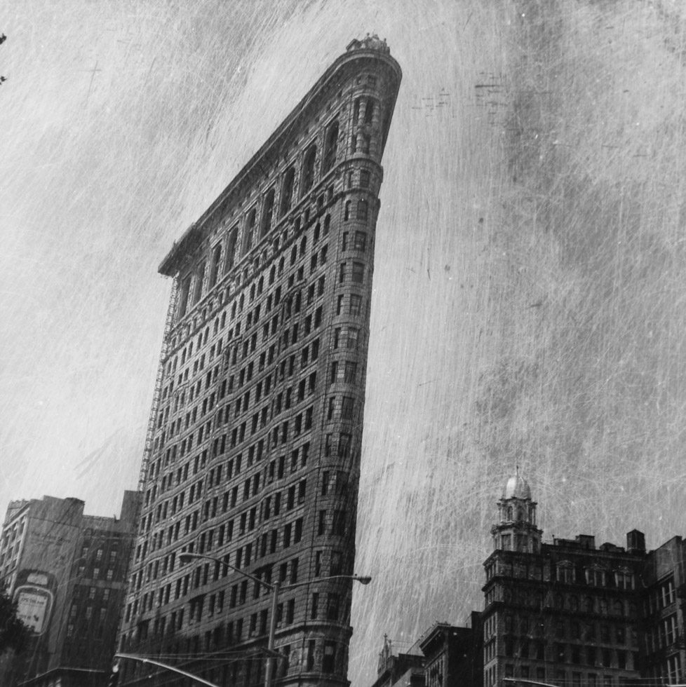 Flatiron in June