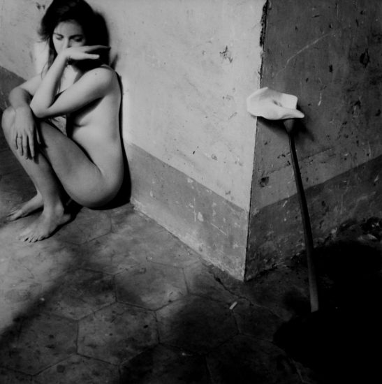 Francesca Woodman, Untitled, Rome, I.160