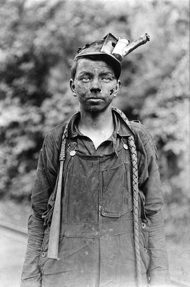 Young Miner