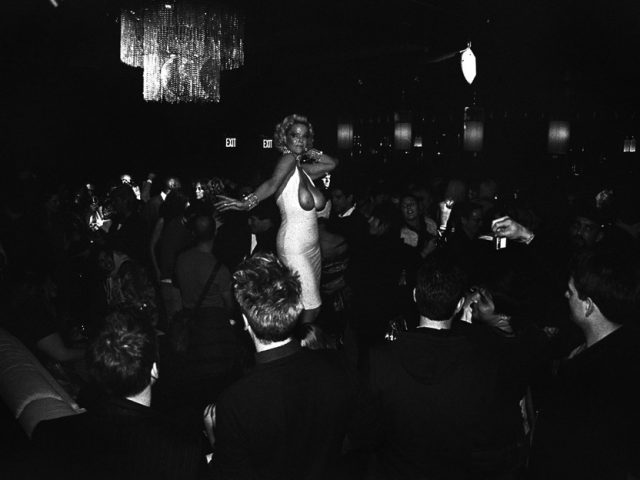 Amy Touchette, Marquee Night Club, Chelsea