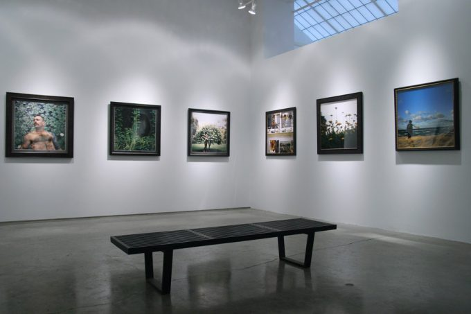 John Arsenault, Exhibition Image One