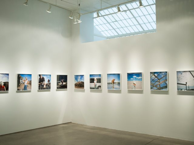 Brian Finke, Construction Exhibition