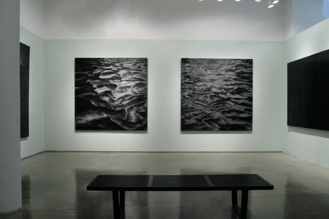 Karen Gunderson, Constellations, Moons, and Water Exhibition
