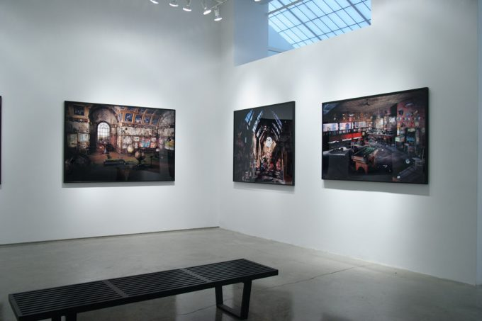 Lori Nix, Exhibition Image Four