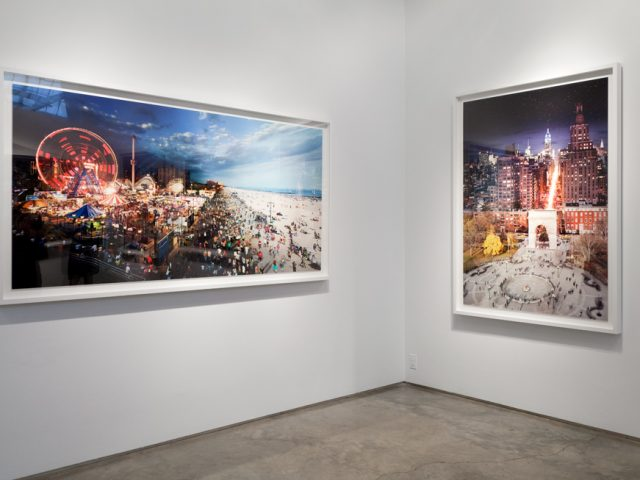 Stephen Wilkes, Day to Night Exhibition