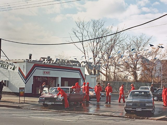 Armand Agresti, Car Wash, Howard Beach