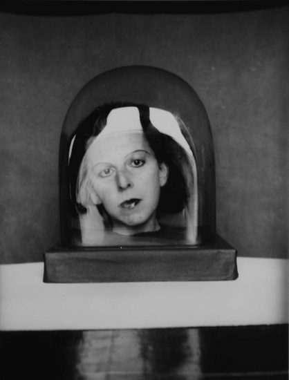 Claude Cahun, Self Portrait