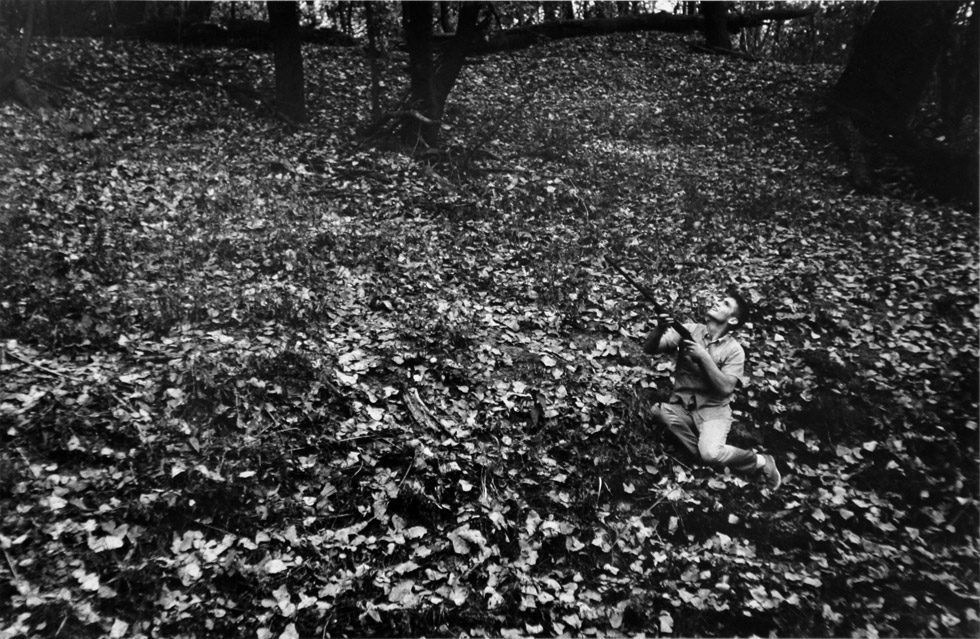 """Untitled (David Hunting, from the series """"Tulsa"""")"""