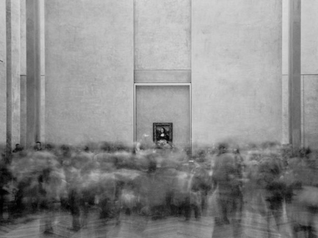 Matthew Pillsbury, La Joconde