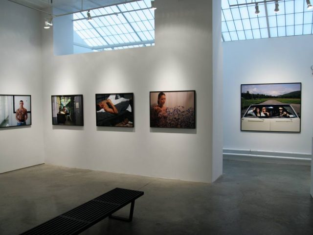Luke Smalley, Sunday Drive Exhibition