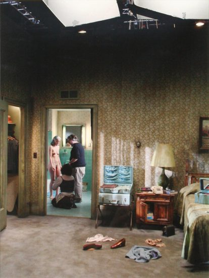 "Gregory Crewdson, Untitled (Production Still from ""Beneath the Roses"")"