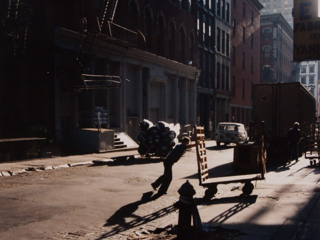 Janet Delaney, SoHo Garment District