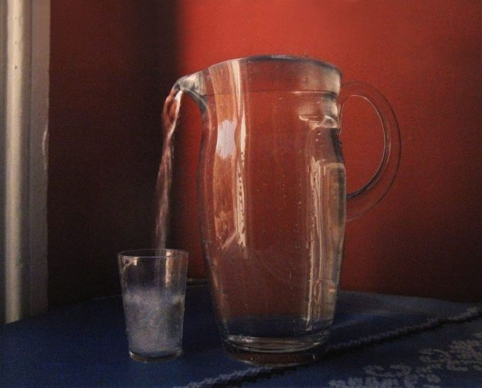 Rebecca Horne, Untitled (Automatic Pitcher)