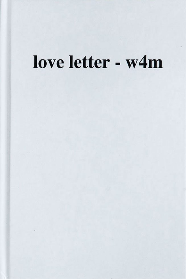 love letter – w4m