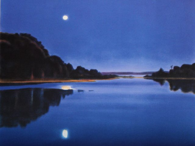 April Gornick, Blue Moonlight