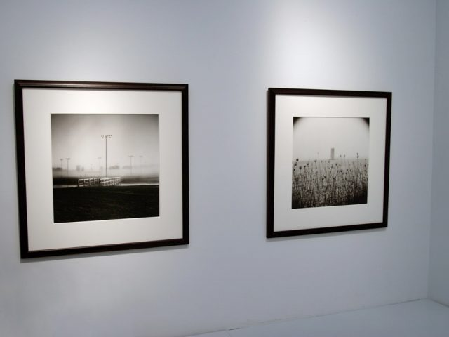 Dave Anderson, Roadside Ghosts exhibition 3
